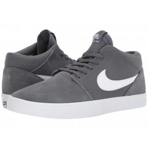 Nike SB Solarsoft Portmore II Mid Dark Grey/White