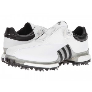 Tour360 EQT Boa Footwear White/Silver Metallic/Core Black