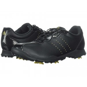adidas Golf Adipure DC Core Black/Gold Metallic/Core Black