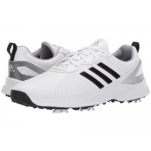 Response Bounce Footwear White/Core Black/Silver Metallic
