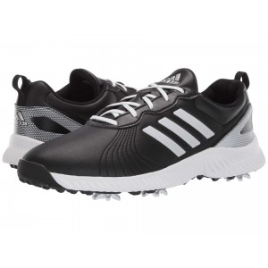 Response Bounce Core Black/Footwear White/Silver Metallic