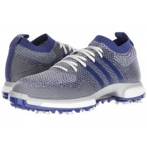 adidas Golf Tour360 Knit Grey One/Real Purple/Footwear White