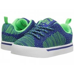 OshKosh Riley B (Toddler/Little Kid) Blue/Neon