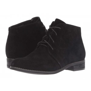 Blondo Rayann Waterproof Black Suede
