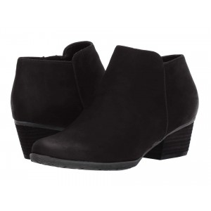 Villa Waterproof Bootie Black Leather