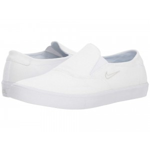 Portmore II Solarsoft Slip White/White/Light Bone