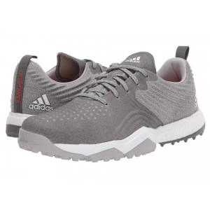 adiPower 4orged S Grey/Grey/Raw Amber