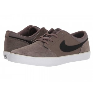 Nike SB Portmore II Solar – Suede Ridgerock/Black/Light Bone/White