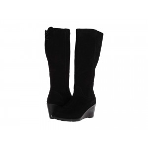 Blondo Larissa Waterproof Black Suede