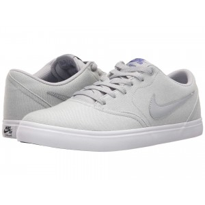 Nike SB Check Solar Canvas Premium Wolf Grey/Deep Night/Wolf Grey