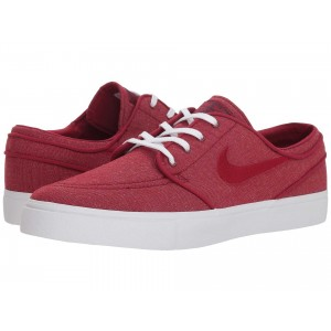 Nike SB Zoom Stefan Janoski Canvas Red Crush/Red Crush/White