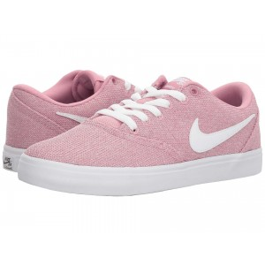 Nike SB Check Solarsoft Canvas Premium Elemental Pink/White/Black