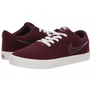 Nike SB Check SS Canvas Burgundy Crush/Burgundy Crush