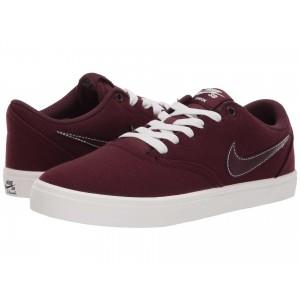 Nike SB Check SS Canvas Burgundy Crush/Burgundy Crush