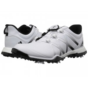 adidas Golf adiPower Boost Boa Footwear White/Core Black/Core Black