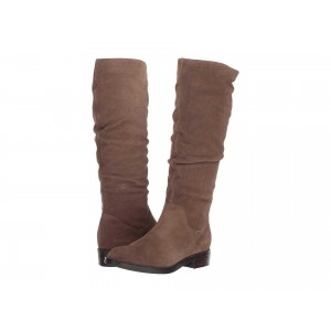 Blondo Erika Waterproof Dark Taupe Suede