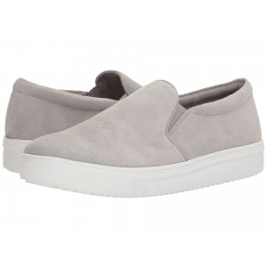 Blondo Gracie Waterproof Sneaker Light Grey Suede