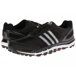 adidas Golf pure 360 GripMore Sport Black/Metallic Silver/Light Scarlet