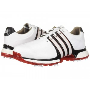 Tour360 XT   Wide Footwear White/Core Black/Scarlet