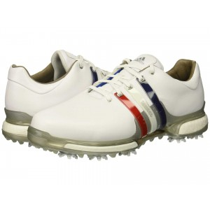 adidas Golf Tour360 2.0 Footwear White/Scarlet/Night Sky
