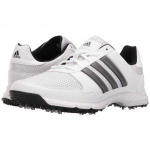 Tech Response Ftwr White/Dark Silver Metallic/Core Black
