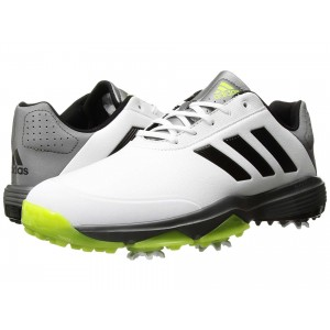 adidas Golf Adipower Bounce Ftwr White/Core Black/Solar Slime