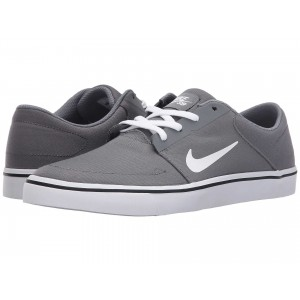 Nike SB Portmore Canvas Cool Grey/Black/White
