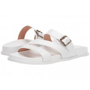 Selma Waterproof White Leather