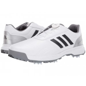 CP Traxion Boa   Wide Footwear White/Grey Six/Silver Metallic
