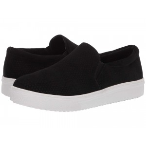 Gallert Waterproof Black Suede
