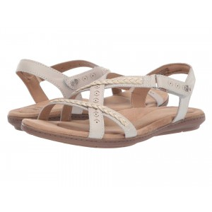 Earth Origins Belle Bentley Sand White/White