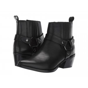 Blondo Tasha Waterproof Bootie Black Leather
