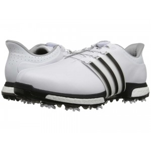 adidas Golf Tour360 Boa Ftwr White/Core Black/Dark Silver Metallic