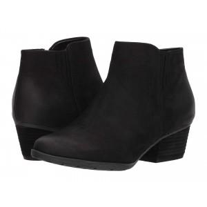 Valli Waterproof Bootie Black Leather