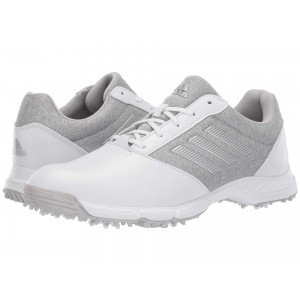 Tech Response White/Silver Metallic/Grey Two