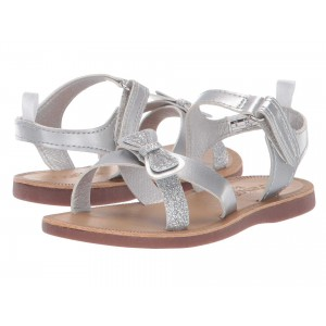 OshKosh Dee G (Toddler/Little Kid) Silver