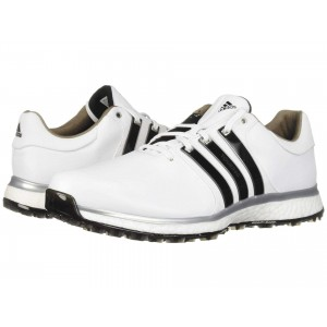 Tour360 XT Spikeless   Wide Footwear White/Core Black/Silver Metallic