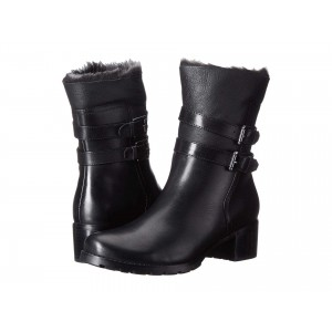 Blondo Fabiana Waterproof Black Leather