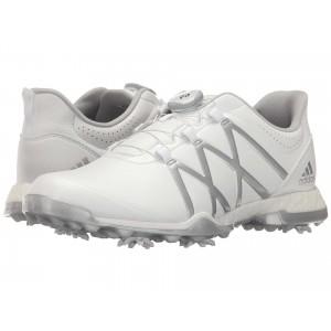 adidas Golf adiPower Boost Boa Ftwr White/Matte Silver/Matte Silver