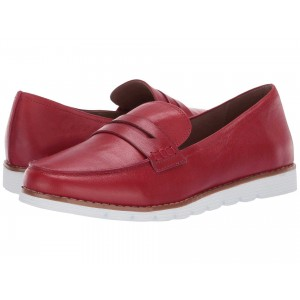 Blondo Penny Waterproof Red Leather
