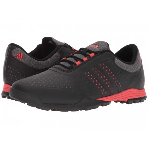adidas Golf Adipure Sport Core Black/Real Coral/Core Black