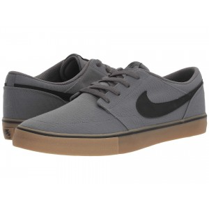 Portmore II Solar Canvas Dark Grey/Black/Gum Light Brown