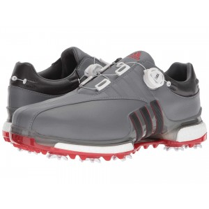 adidas Golf Tour360 EQT Boa Grey Four/Utility Black/Scarlet