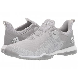 Forgefiber Boa Grey Two/Footwear White/Silver Metallic