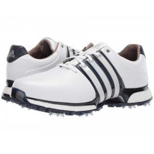 Tour360 XT Footwear White/Collegiate Navy/Silver Metallic