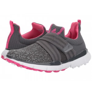 adidas Golf Climacool Knit Grey Five/Grey Four/Shock Pink