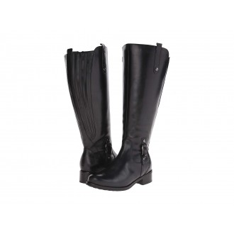 Blondo Venise Wide Shaft Waterproof Black Bostan