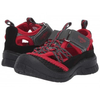 OshKosh Bax2 B (Toddler/Little Kid) Black/Red