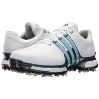 adidas Golf Tour360 2.0 Footwear White/Icey Blue/Mystery Ink
