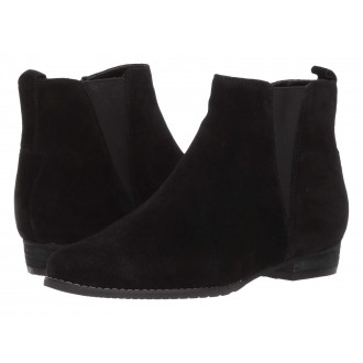 Blondo Loxx Waterproof Black Suede